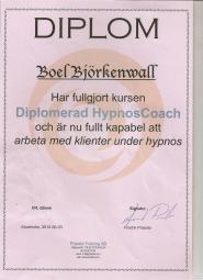 Diplom Hypnoscoach