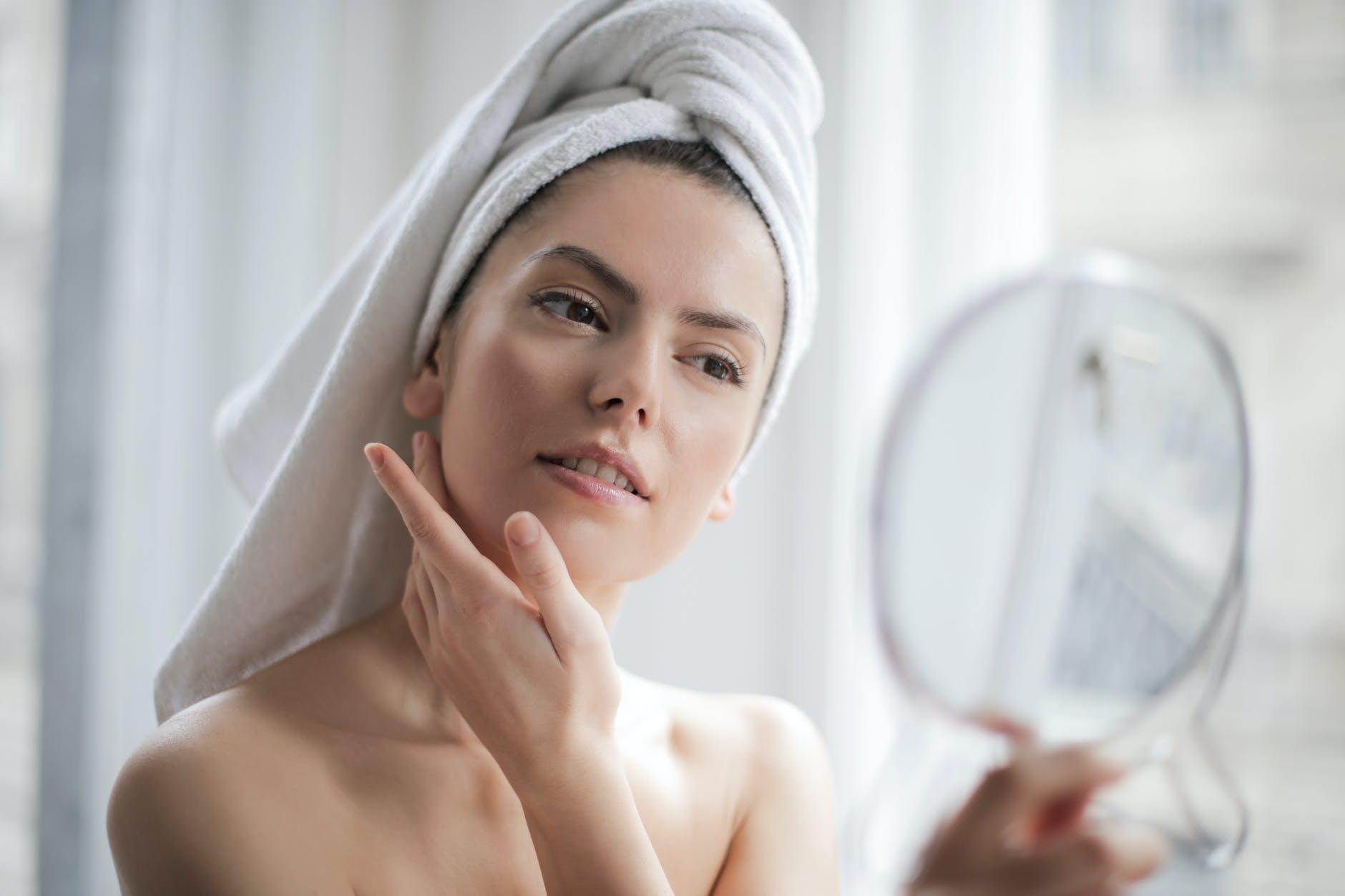 Hypnos vid hudproblem