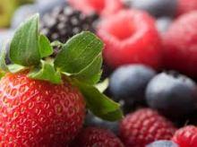 bär - antioxidanter - hälsorådgivare