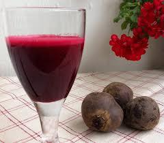 rödbetsjuice - superfoods