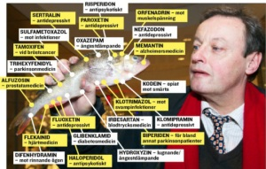 läkemedel i fisk, hämtat från Expressen