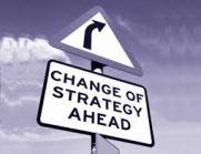 byta strategi
