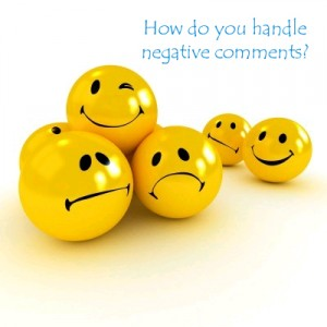 negative comments