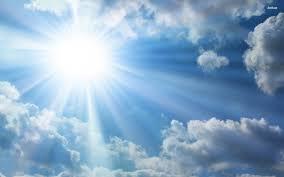 Vi bildar framförallt D-vitamin i solen! Vintertid har vi knappt någon sol.