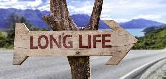 långt liv