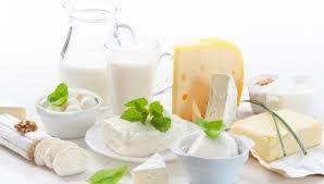 mjölkprodukter