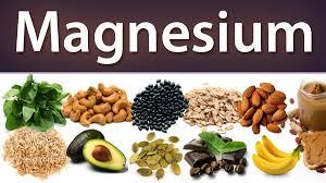 magnesium mot oro ångest